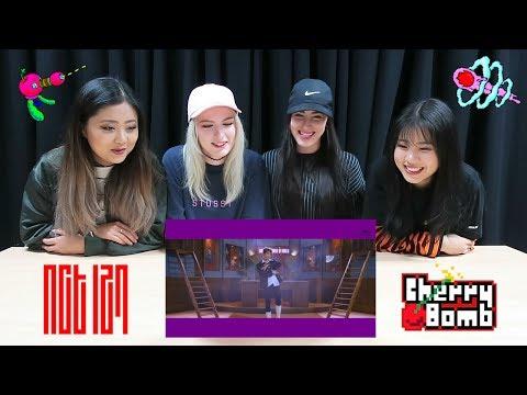 Cover Lagu [MV REACTION] CHERRY BOMB - NCT127 | P4pero Dance