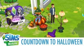 COUNTDOWN TO HALLOWEEN QUEST OVERVIEW | The Sims Mobile