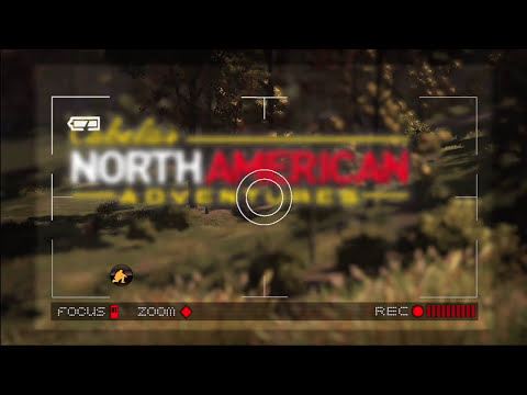 Cabela's North American Adventures - Official Activision Trailer