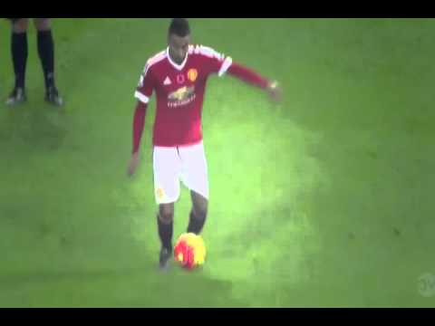 Manchester United vs West Bromwich 2 - 0 All Goals & Highlights ~ 7/11/2015