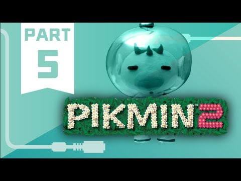 [5] Pikmin 2: Picking Up the Pieces (of a Discarded Globe) - Link Cable