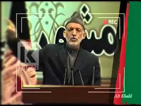Hamid Karzai predictions on Afghan Election 2014 - حامد کرزۍ وړاندوینه افغان انتخابات