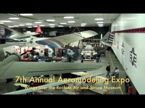 Aeromodeling Expo at Wings over the Rockies