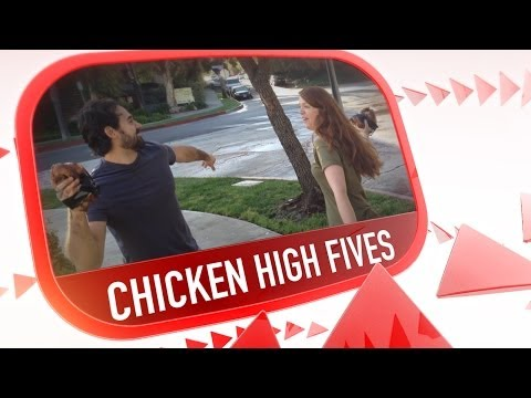 User Submission: Chicken High Five First Look #newtrends