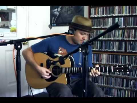 Ryan Montbleau Band Live on KHUM, Humboldt county