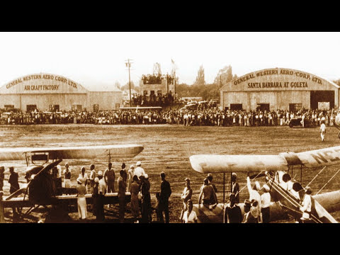 Above and Beyond: A History of Aviation in Santa Barbara