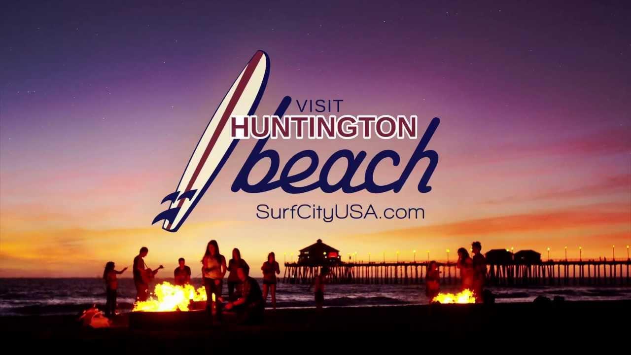 Huntington Beach Surf Images