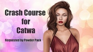 Crash Course for Catwa Mesh Heads in Second Life - Requested by Powder Pack