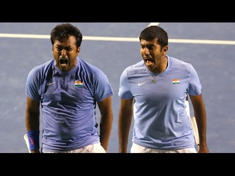 Leander Paes to Play With Rohan Bopanna?