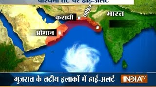 After hud hud now Cyclone Nilofer to affect North Gujarat
