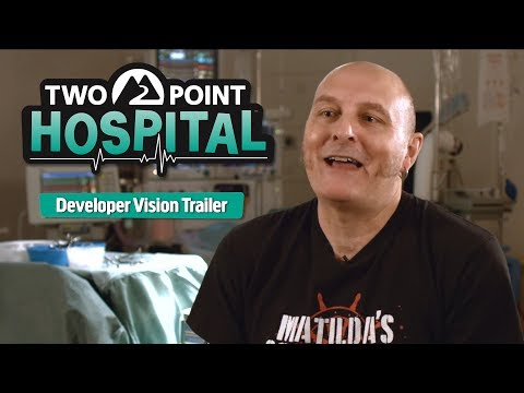 Two Point Hospital - Developer Vision Trailer [PEGI]