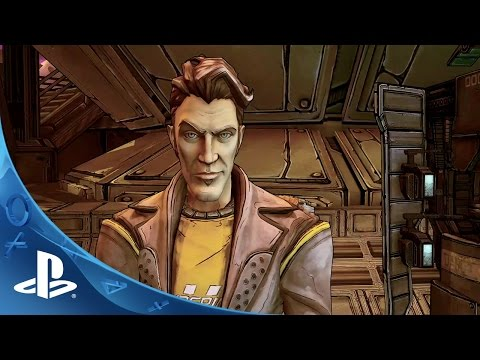Borderlands: The Pre-Sequel – Handsome Jack Doppelganger Pack Trailer   PS3