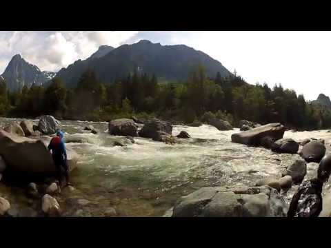 Outdoor Adventure Center - Skykomish River