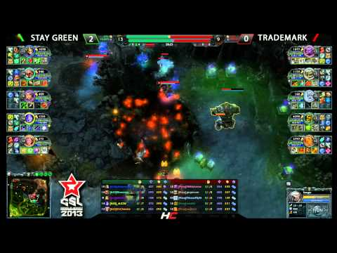 GSL Grand Finals - sG vs tdM game 2