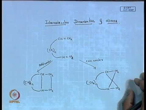 Mod-01 Lec-16 Addition Reaction of Π - Π *