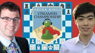 Royal Arena Kings Bullet Tournament #2: Chess At Top Speed