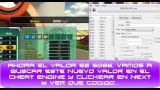 Dragon Ball Xenoverse - Conseguir ZENI infinito (con cheat engine)