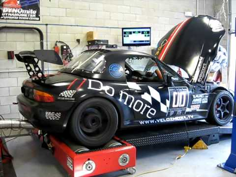 Z3 Bmw Race Car Dyno Testing Youtube