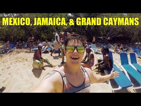 Trip to Mexico, Jamaica, & Grand Cayman Islands!