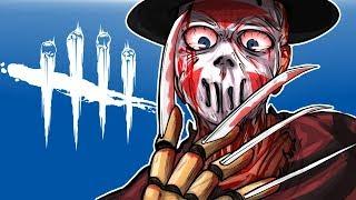 Dead By Daylight - FREDDY KRUEGER DLC!!! (New Killer, New Map, New Survivor!)