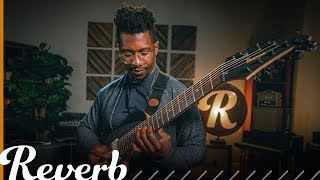 Tosin Abasi On Playing With All Fingers And Double Thumb Picking Reverb Interview