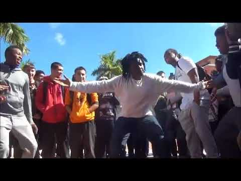 #NaeNae Takeover Pt.2 Park Vista High School - [Official Dance Video]