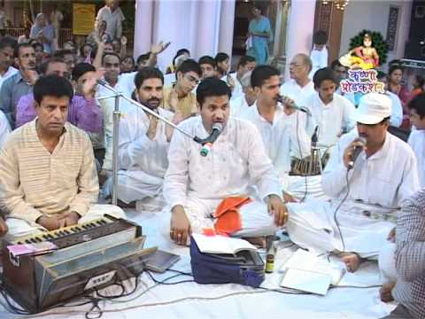 Phoolon Mein Saj Rahe Hain -part-1-by Rakesh Thakur Faridkot ....divya Channel....bathinda Sankirtan video