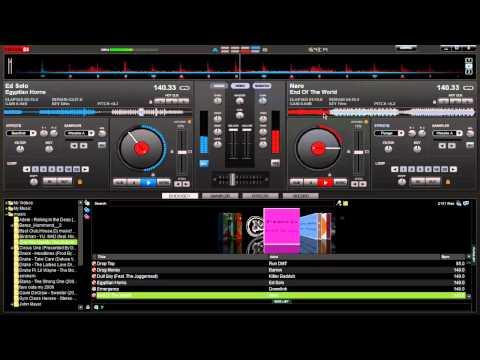 2012 dubstep mix -virtual dj