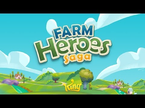 Official Farm Heroes Saga Launch Trailer