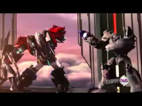 Transformers Beast Hunters Optimus Prime Vs Megatron YouTube