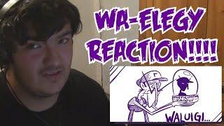Wa-Elegy (Waluigi's Assist Trophy Song) REACTION