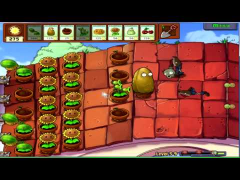 Plants V. Zombies [HD] [46] - Melon Pult