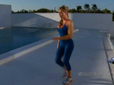 Nivel 3 de rutina cardiovascular con Claudia Molina Video