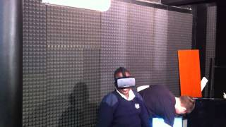Best reaction to Oculus Rift DK2 - GamersNights Uganda