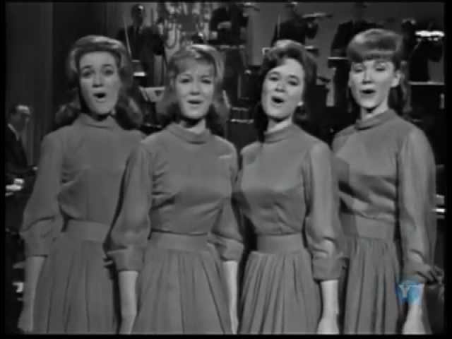 The Lennon Sisters - More - The Lawrence Welk Show - My Blue Heaven