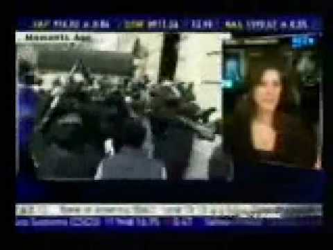 Bernard Madoff Disgraced on Camera