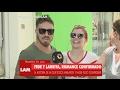 Romance confirmado: Fede Bal y Laurita Fernández al fin juntos