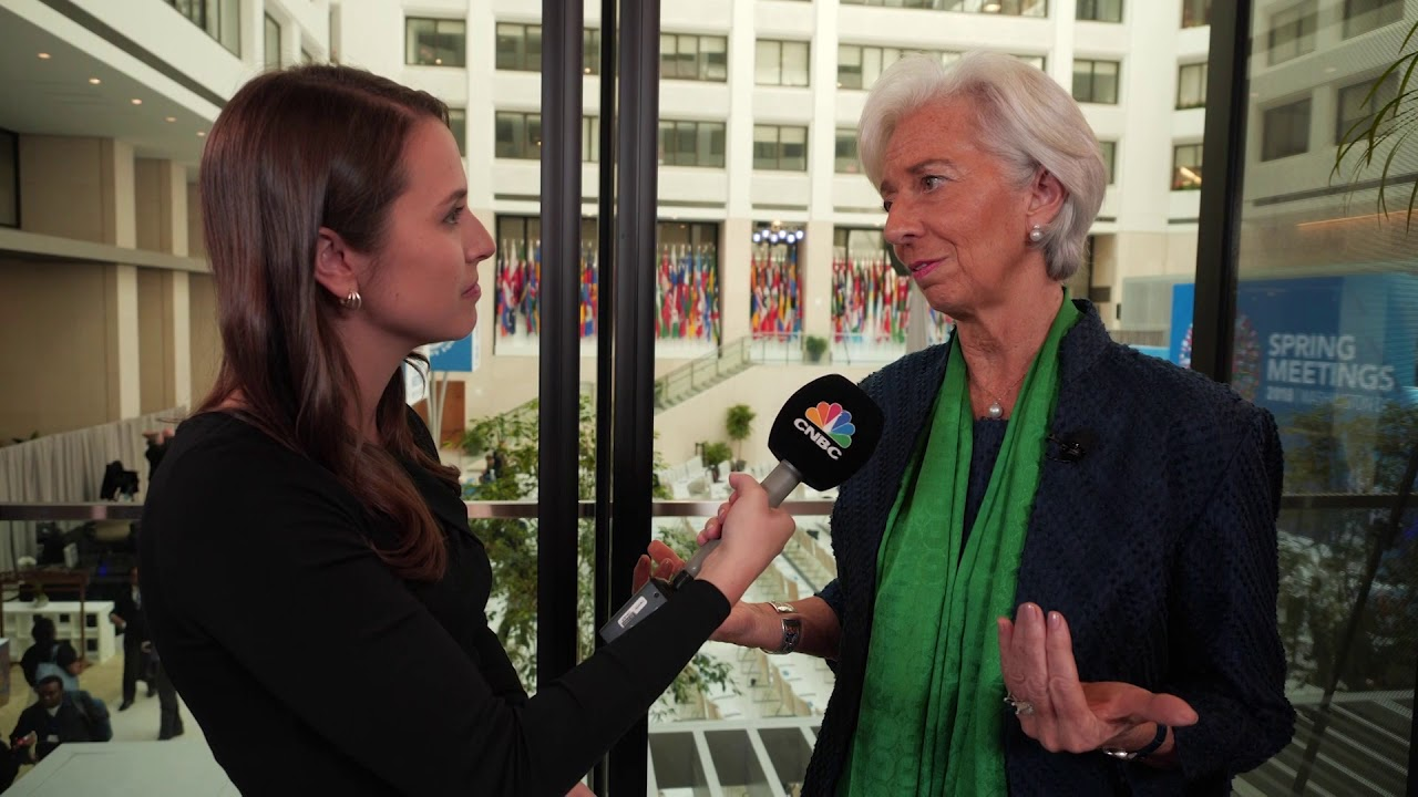 IMF's Christine Lagarde: Truth and transparency are key to rebuilding trust | In The News
