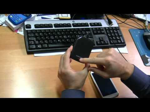 Allshare Cast Dongle HDMI Wireless per Samsung Galaxy SIII