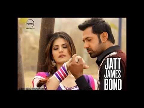 Jatt James Bond Zarine Khan Hot Pics video