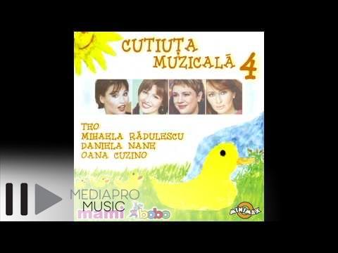 Sonerie telefon » Cutiuta Muzicala 4 – Daniela Nane – Motanul pedepsit