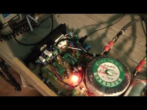 Gainclone - LM3886 Amplifier + DAC DIR9001 & PCM1793 Music Videos