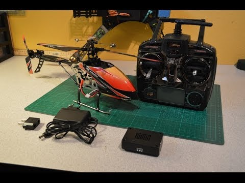 V912 Brushless Unbox and Review Courtesy of Banggood