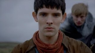 "Merlin - Series 5 Finale - ""Arthur, he doesn't just have magic..."" - Hero"