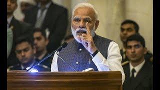 అఖండ విజయాన్ని నాయకులు తలకు ఎక్కించుకోవద్దు : PM Modi Speech at NDA Meet | TV5