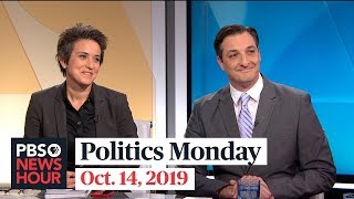 Amy Walter and Domenico Montanaro on voters' impeachment views, GOP backlash to Syria move