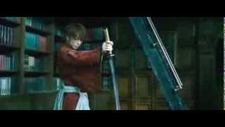 Rurouni Kenshin - Rurouni Kenshin Live - video clip Kenshin versus Hennya