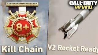 AGGRESSIVE V2 ROCKETS | Level 491 - CoD WW2