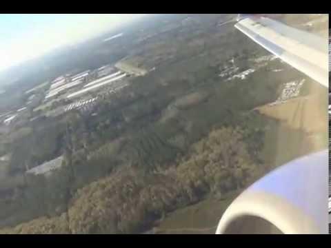 A Flying Experience: Southwest Airlines Boeing 737-700 Jacksonville(JAX)-Denver(DEN)