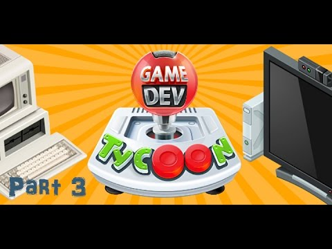 Game Dev Tycoon Part 3!!! Carl On Duty